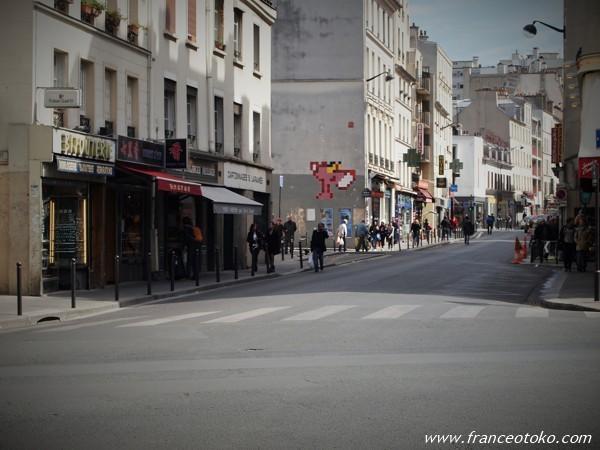 ピンクパンサー パリ