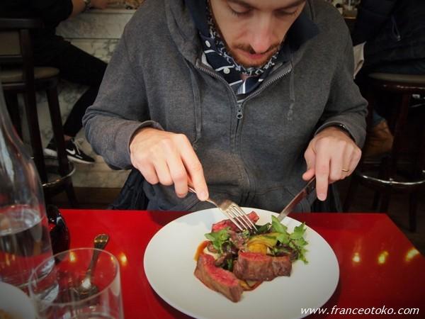 パリのビストロ シス・ポール・ベール/6 paul bert