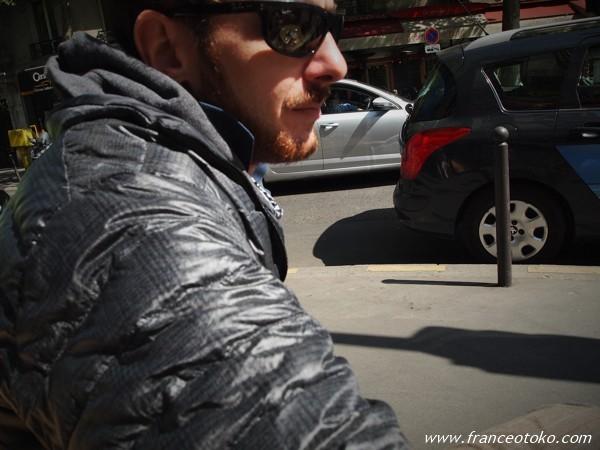 フランス男 パリ