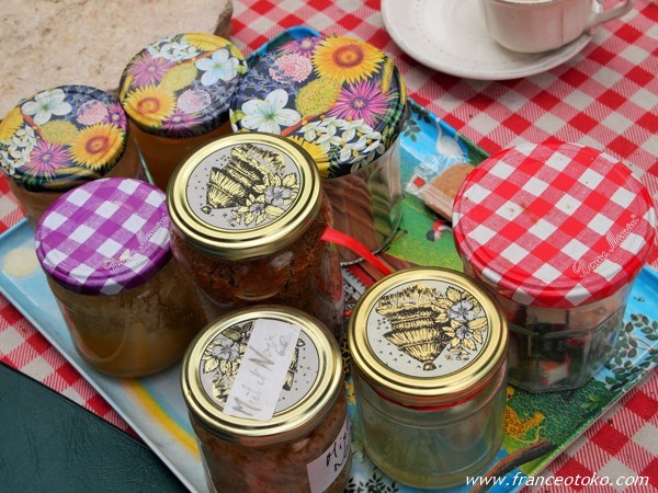 フランスの養蜂家 ミツバチ