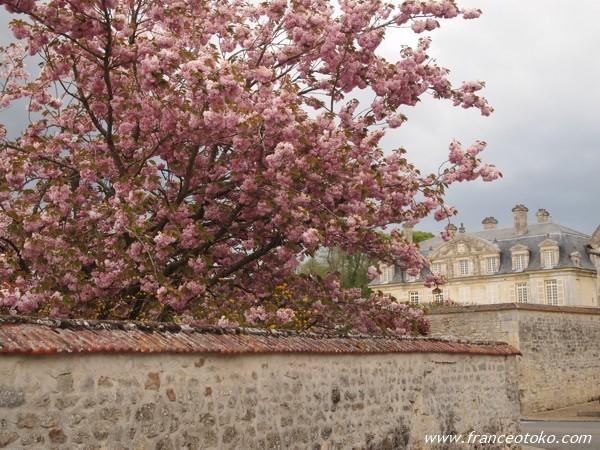 フランス 城