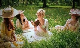 花摘むフランス男たち~ノルマンディの森ですずらんな午後