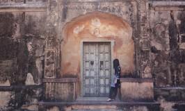 インドふらりジャイプール、廃墟な気分でジャイガーフォートJaigarh Fort!