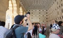 秘密の艶やか女子目線☆私カメラによるアンベール城@ジャイプール観光局