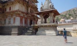そろそろまた異国に対するモチベーション上がり始める☆Sri Jagat Siromanji Temple@インド