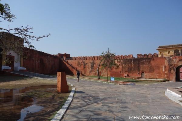 ジャイプール ジャイガーフォート The Jaigrah fort