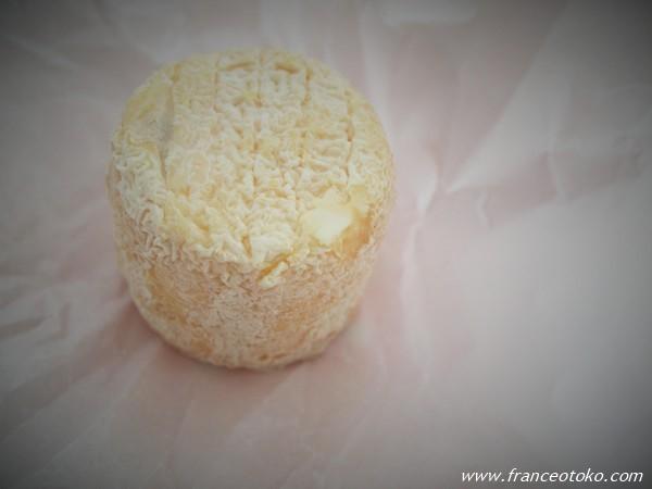 フランスのヤギチーズ