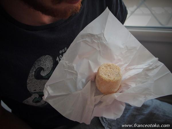 ヤギチーズ フランス