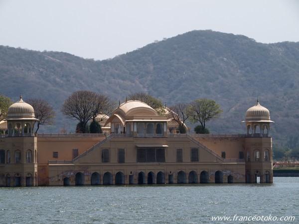 水の宮殿 ジャイプール