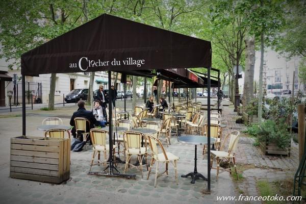 パリ カフェ