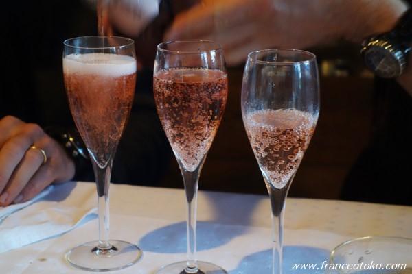 シャンパンロゼ