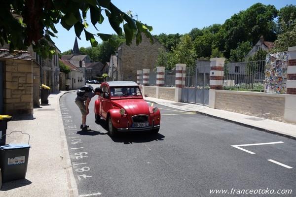 フランス 車