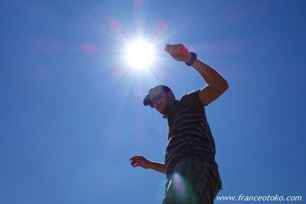 フランス男 太陽