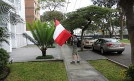 フランス男と愛に満ちた南米ペルー、首都リマ滞在Peru/Lima