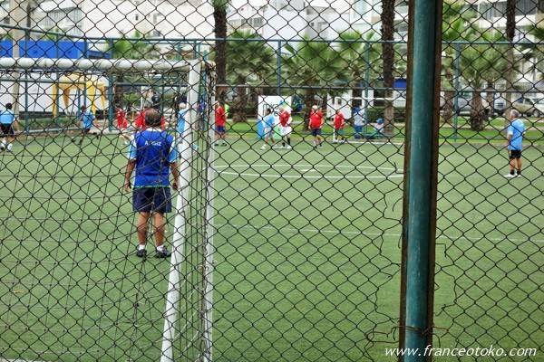 ペルー リマ サッカー