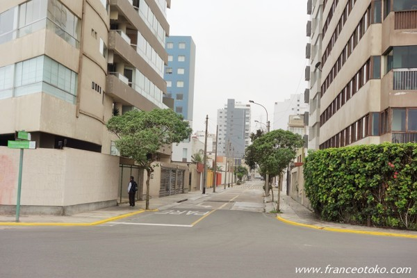 ミラフローレス リマ ペルー miraflores