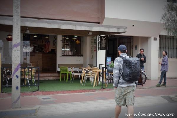 ペルー リマ カフェ PUKUPUKU