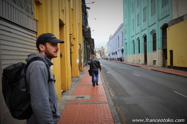 ペルー リマ 旧市街