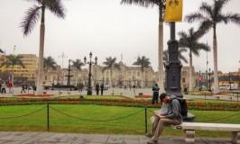 フランス男の世界都市めぐり~ペルー・リマの旧市街