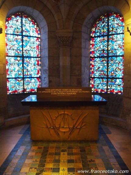 サン・ドニ大聖堂 basilique de St.Denis