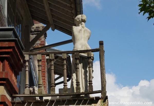 フランス 裸体