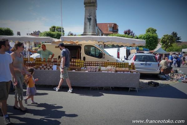 フランス 蚤の市 アンティーク