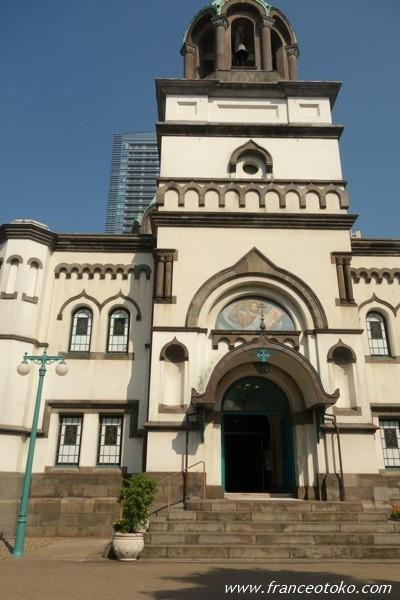 東京 ニコライ堂