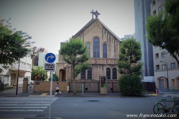 東京 教会