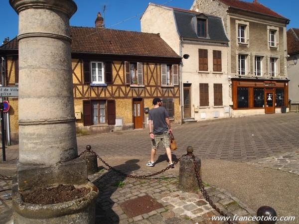 フランス 蚤の市