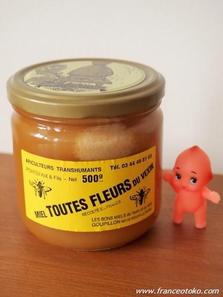 フランス ハチミツ