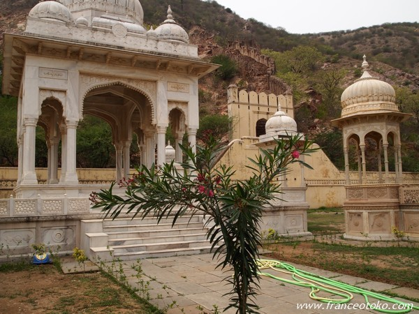 インド ジャイプール 観光 マハラジャ