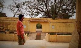 インド安全観光のためのガイド・ドライバー兼守護天使のBABA氏@Marigold Travel India