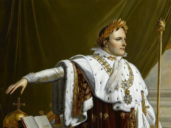 ナポレオン 王冠 月桂樹 ローリエ