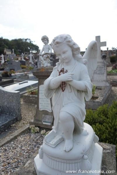 フランスの天使