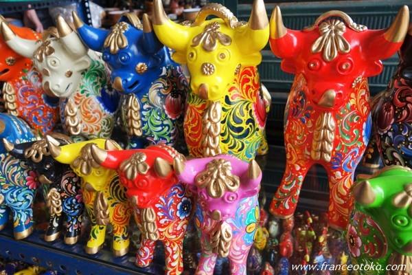 ペルーおすすめショッピング インディアンマーケット