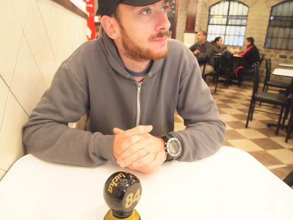 ペルーでフランス男観光