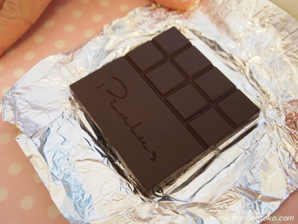 フランソワ・プラリュ フランスのチョコレート