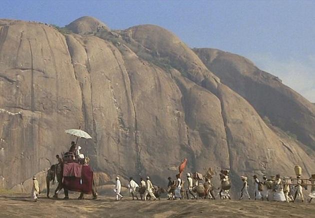 インドへの道