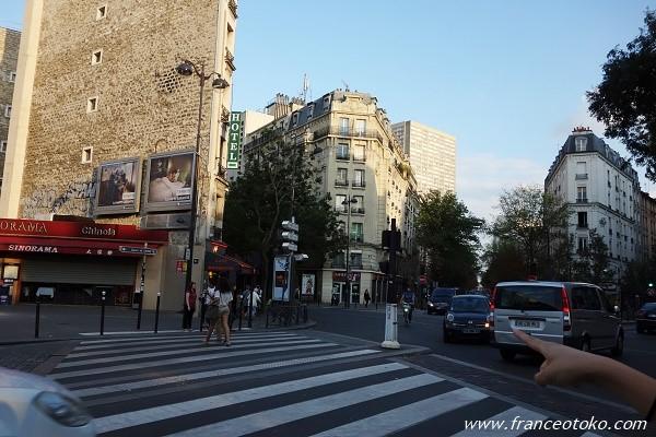 パリ 13区
