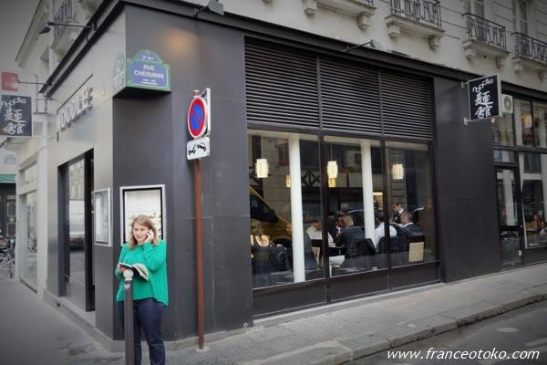 麺館 NOODLE パリ