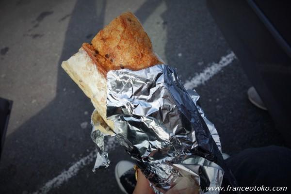 フランス サンドウィッチ