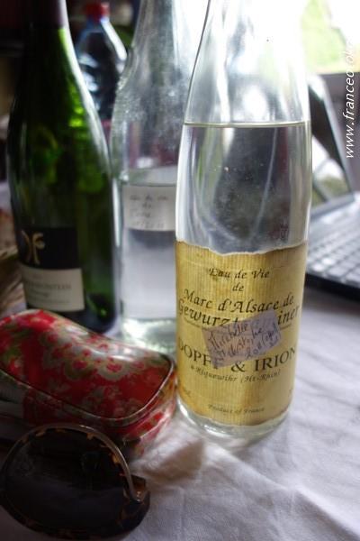 食後種 フランス