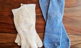 うわさの冷えとり靴下で健康と美を手に入れる気満々活動開始レポート