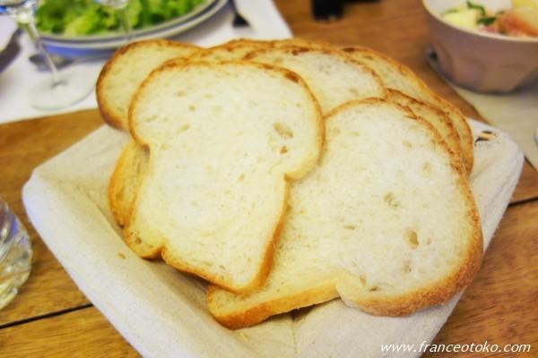 フランス 食パン