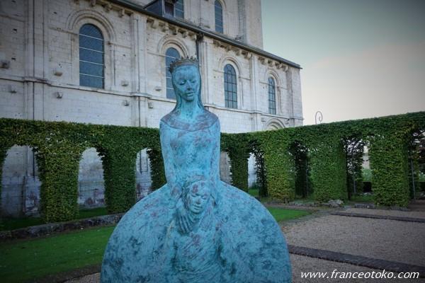 フランス 彫像