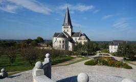 ロマンチックどっきり体験サン・マルタン・ド・ボシェルヴィルSaint Martin de Boscherville