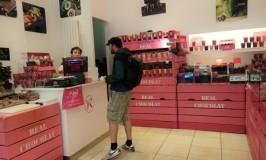 フランス男観光局ブルターニュ・サンマロでショッピングと食い倒れ