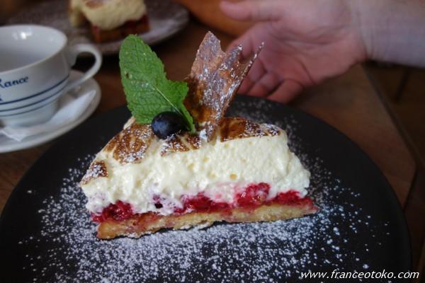 フランス ケーキ