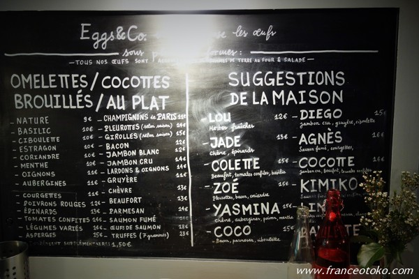 Eggs & Co paris