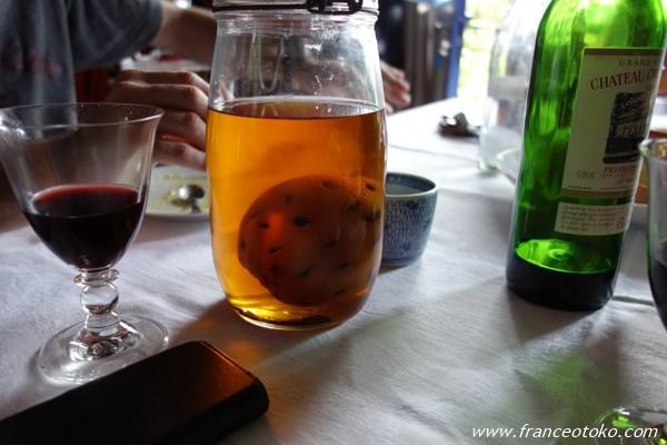 フランス 食後酒